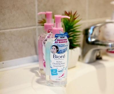 nước tẩy trang Biore 5