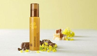 Xịt khoáng Innisfree Canola Honey Jelly Mist