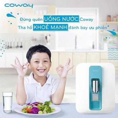 máy lọc nước Coway