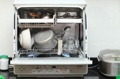 máy rửa bát Nhật