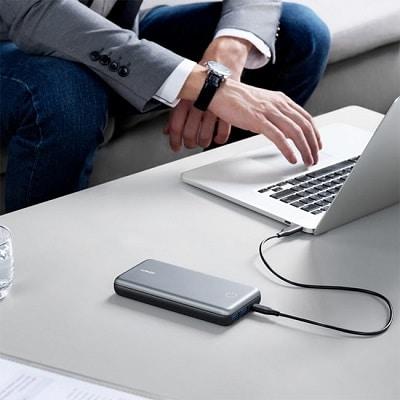 sạc dự phòng laptop