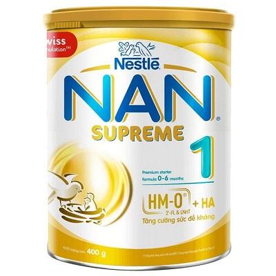 sữa nan