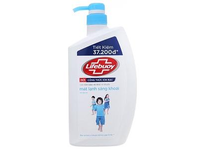 sữa tắm Lifebuoy