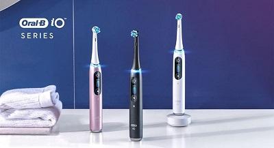 bàn chải điện Oral B