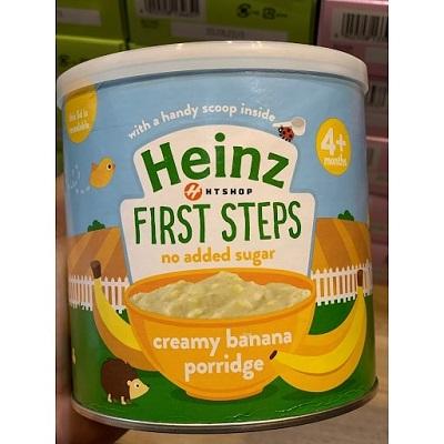 Bột ăn dặm Heinz