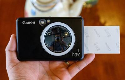 máy ảnh chụp lấy liền