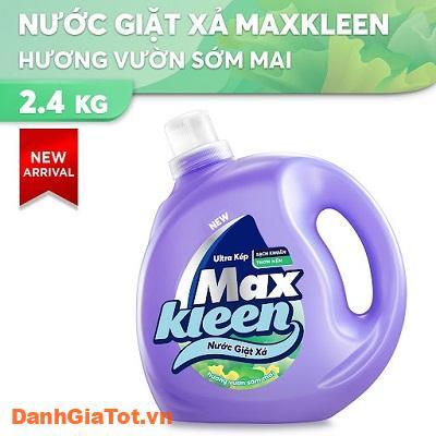 nước giặt Maxkleen