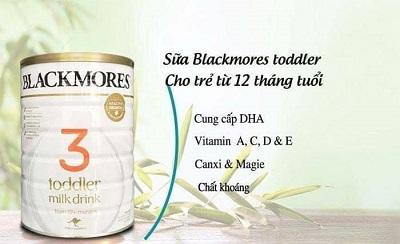 sữa Blakmores số 3