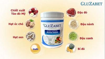 sữa Gluzabet