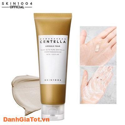 sữa rửa mặt Centella