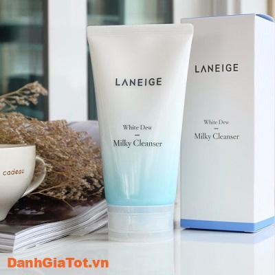 sữa rửa mặt Laneige