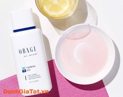 sữa rửa mặt Obagi