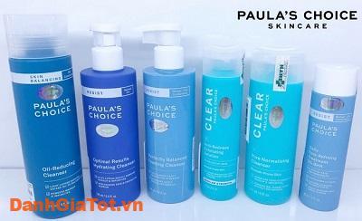 sữa rửa mặt Paula's Choice