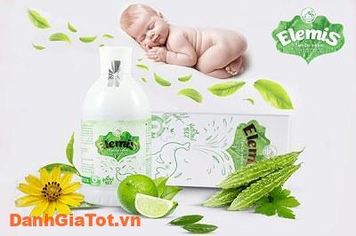 sữa tắm Elemis