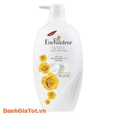 sữa tắm Enchanteur