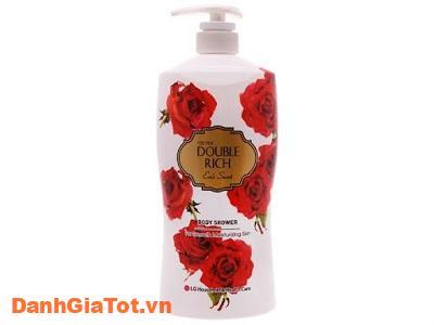 Sữa tắm hoa hồng