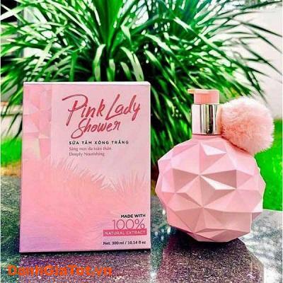 Sữa tắm Pink Lady