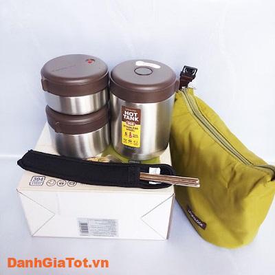 hộp cơm giữ nhiệt Lock&Lock