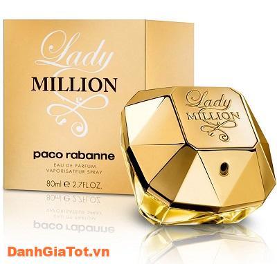 nước hoa million 7