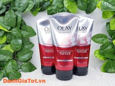 sữa rửa mặt Olay