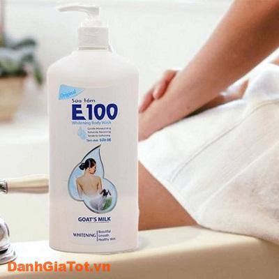 Sữa tắm E100