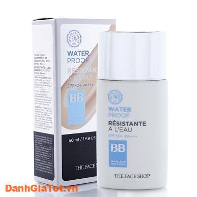 bb cream the face shop 4