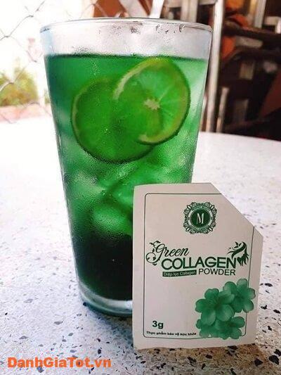 diệp lục collagen 3