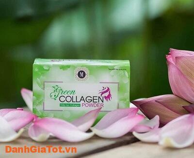 diệp lục collagen 6