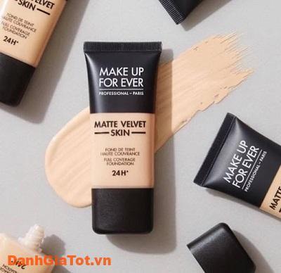 kem nền makeup forever 4