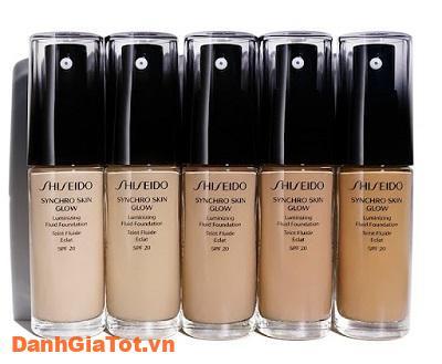 kem nền shiseido 3