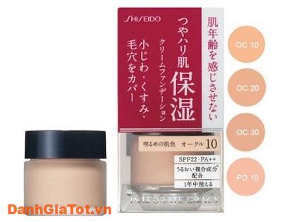 kem nền shiseido 4