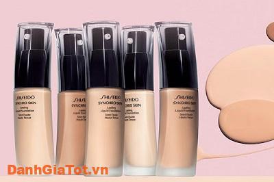 kem nền shiseido 6