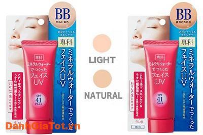 kem nền shiseido 8