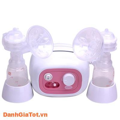 máy hút sữa điện đôi 4