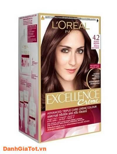 thuốc nhuộm tóc Loreal 1