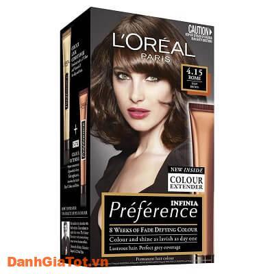 thuốc nhuộm tóc Loreal 2