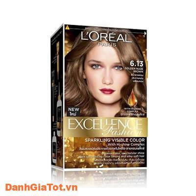 thuốc nhuộm tóc Loreal 3
