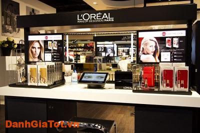 thuốc nhuộm tóc Loreal 7