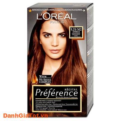 thuốc nhuộm tóc Loreal 9