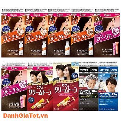 thuốc nhuộm tóc bigen 1