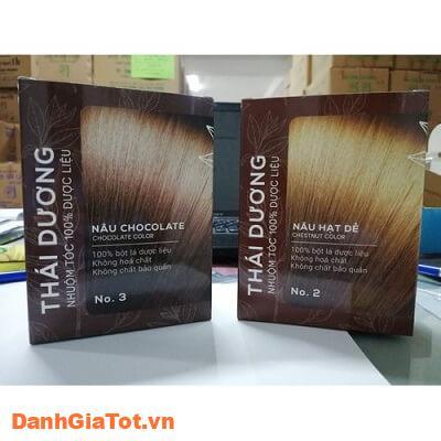 thuốc nhuộm tóc thái dương 6