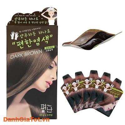 thuốc nhuộm tóc thảo dược 2