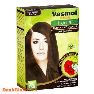 thuốc nhuộm tóc thảo dược 3