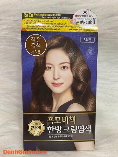thuốc nhuộm tóc thảo dược 6