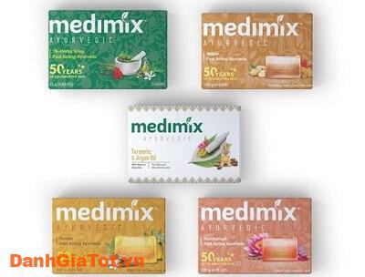 xà phòng Medimix 5